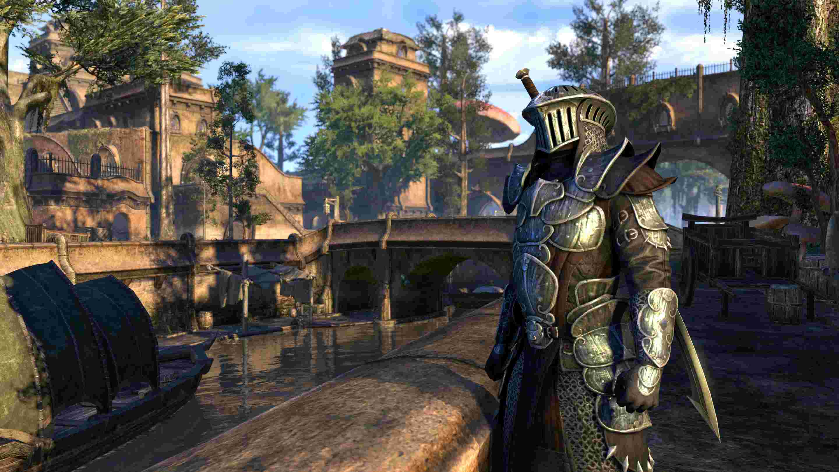 The Elder Scrolls Online: Morrowind Personaggio