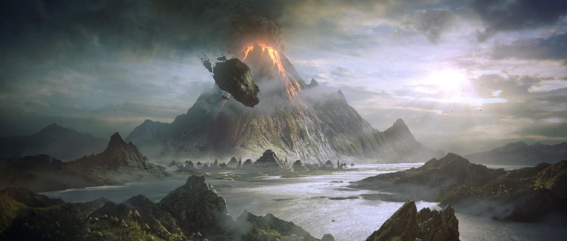 The Elder Scrolls Online: Morrowind Ambientazione