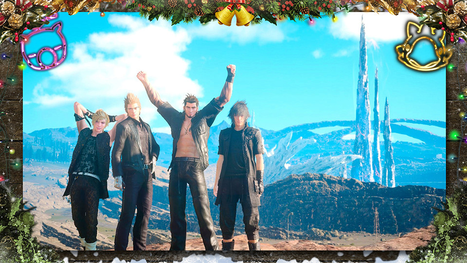 FF XV Holiday Pack 01