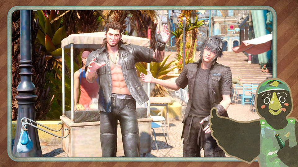 FF XV Holiday Pack 02