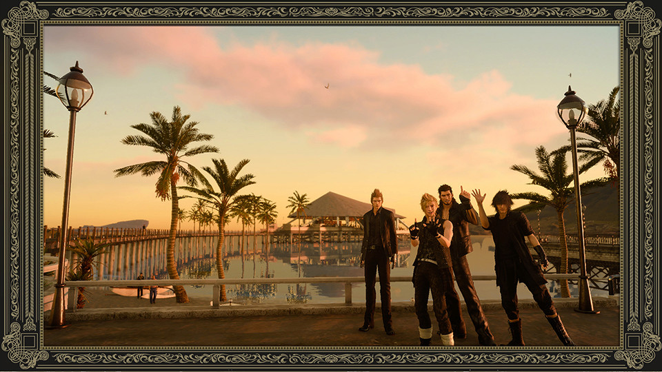 FF XV Holiday Pack 04