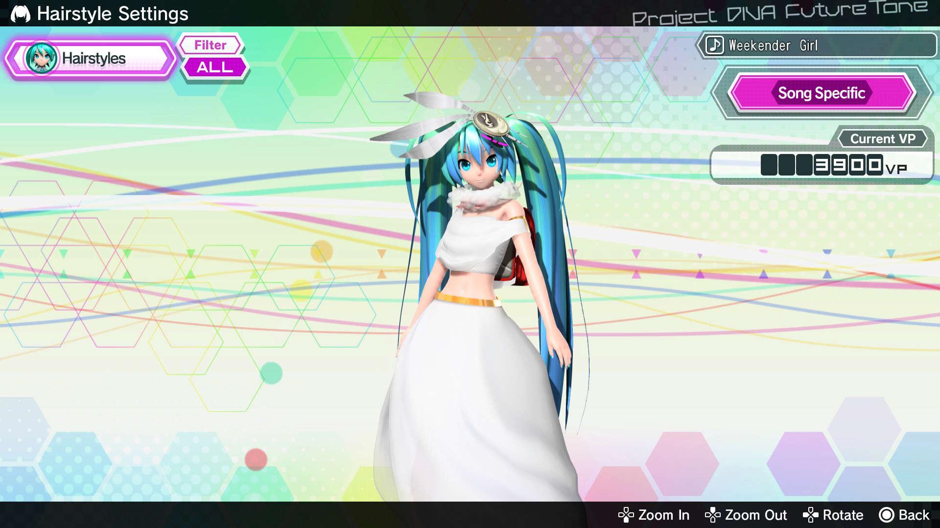 Hatsune Miku: Project Diva Future Tone 04