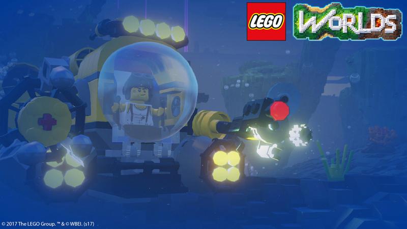LEGO® WORLDS 5