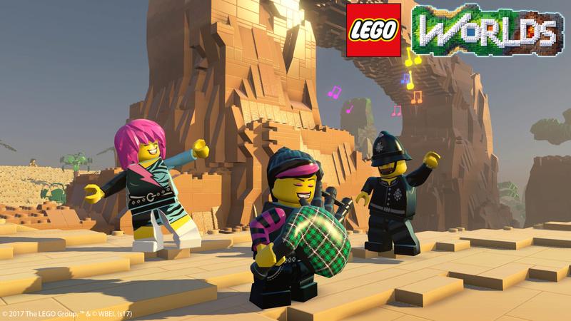 LEGO® WORLDS 4