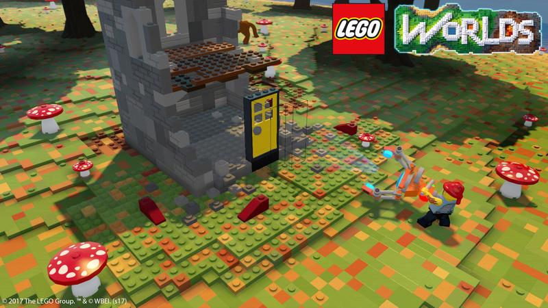 LEGO® WORLDS 3