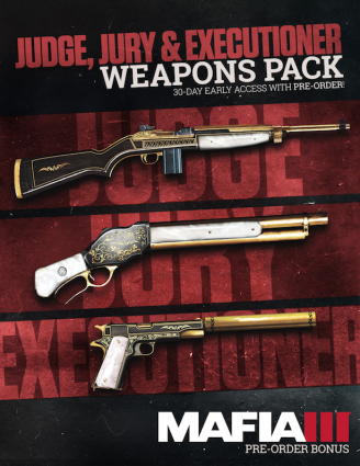 Mafia 3 Weapon Pack
