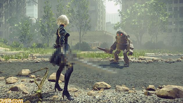 NieR: Automata: Prevista una collaborazione con Final Fantasy XV