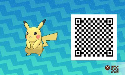 Pokemon Codice QR