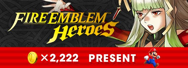 Super Mario Run celebra Fire Emblem Heroes