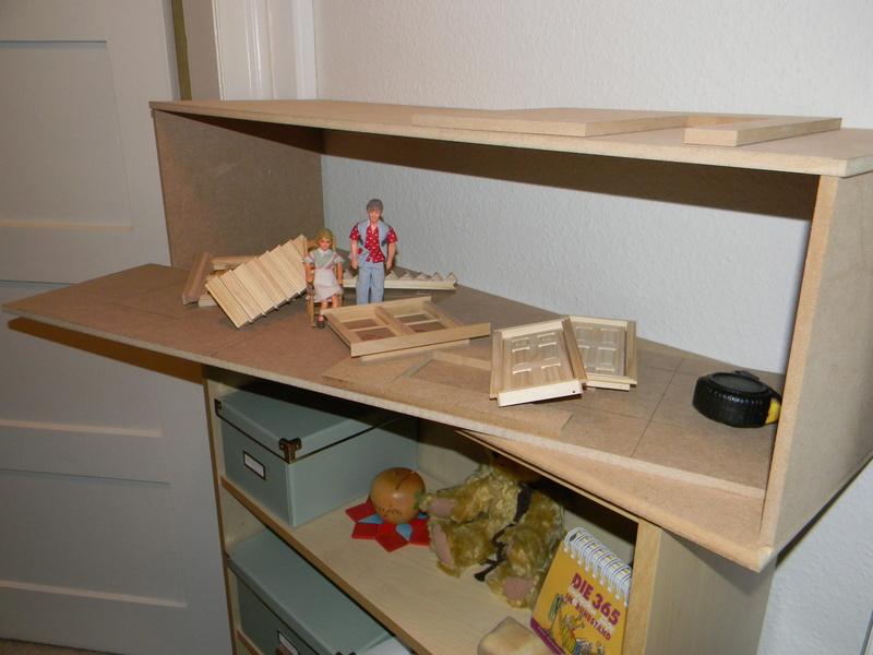 puppenhaus. Black Bedroom Furniture Sets. Home Design Ideas