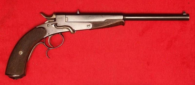 Carabine lebel scolaire page 2 for Pistolet 6mm bosquette