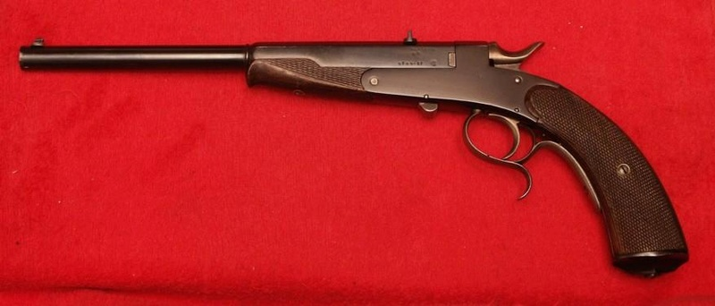 Carabine lebel scolaire page 2 for Pistolet de salon