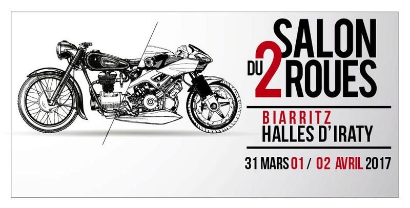 salon de la moto biarritz 2017
