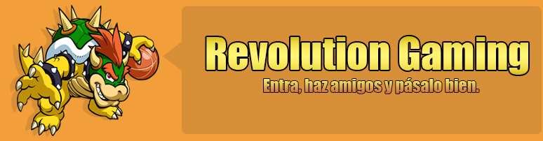 Revolution Gaming