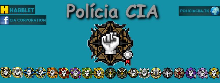 Polícia CIA CORPORATION™ Oficial