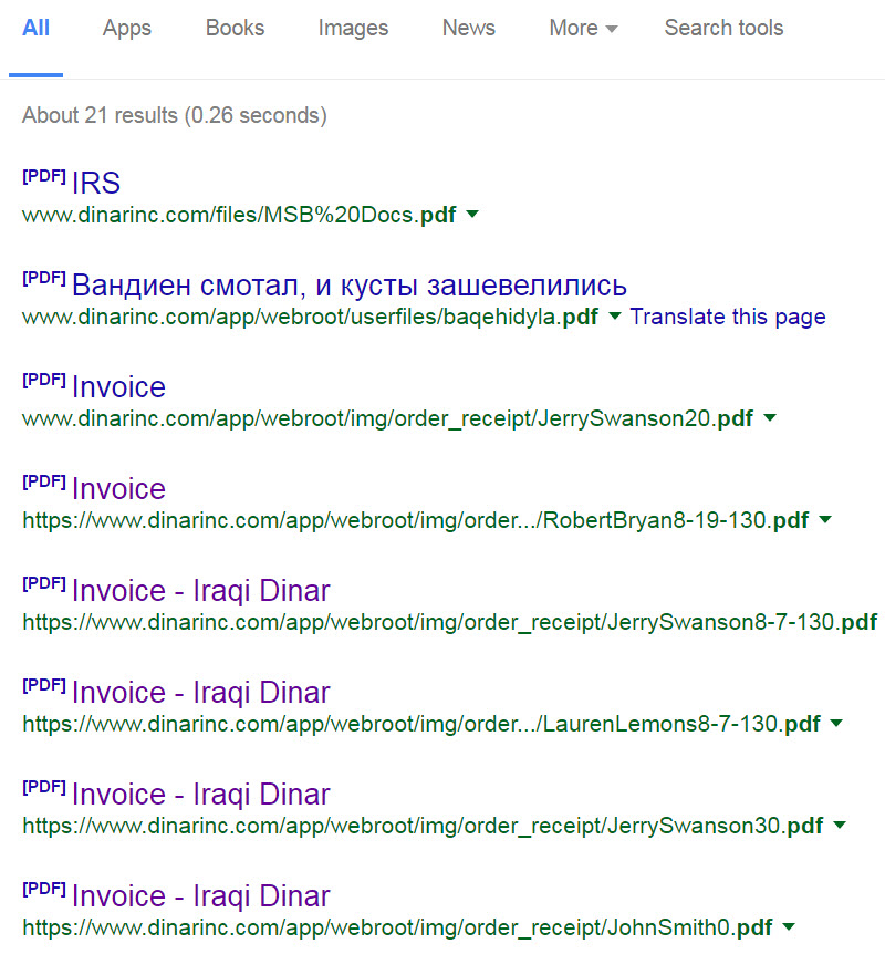 Dinar inc still hacked pumping the revaluation dinarian dies