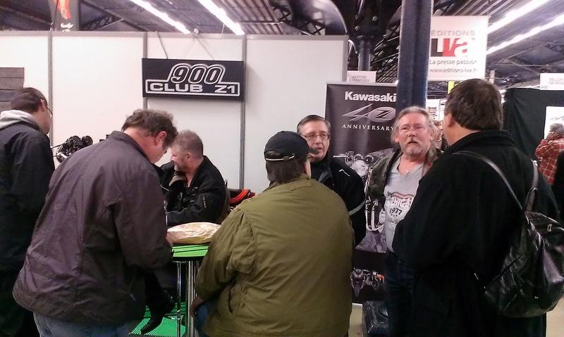 Salon moto l gende 2016 18 au 20 novembre for Salons novembre 2016