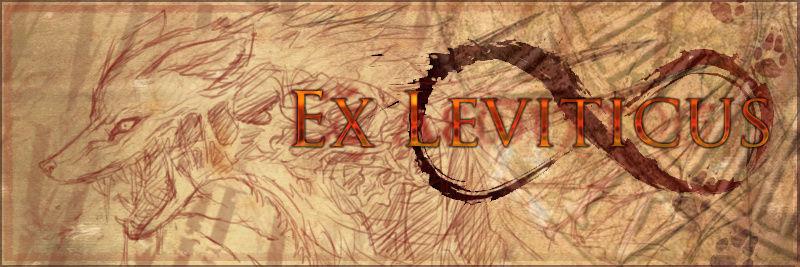 Ex Leviticus