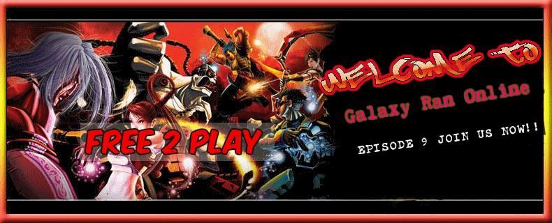 Galaxy Ran Online