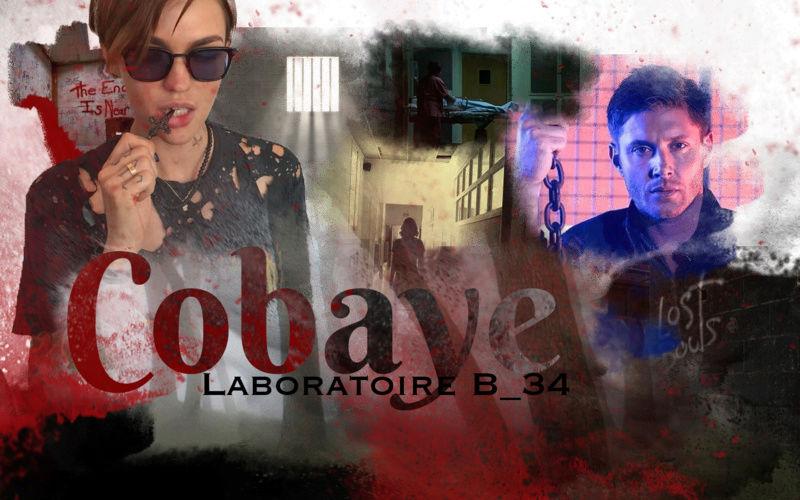 Cobaye Life - LAB-B34