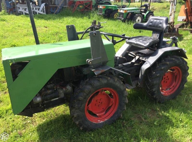 micro tracteur articul u00e9 ferrari 95 3c  35cv