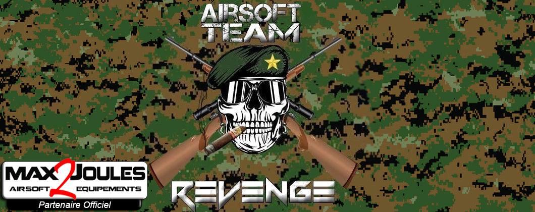 Forum de l'équipe Airsoft-Revenge.