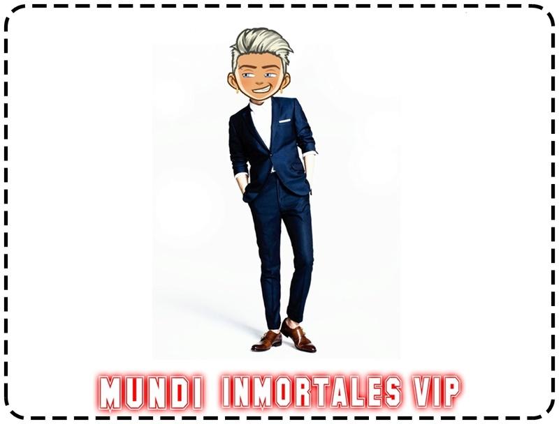 FORO INMORTALES VIP.
