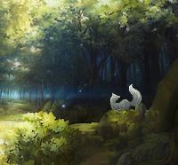 Forêt des esprits
