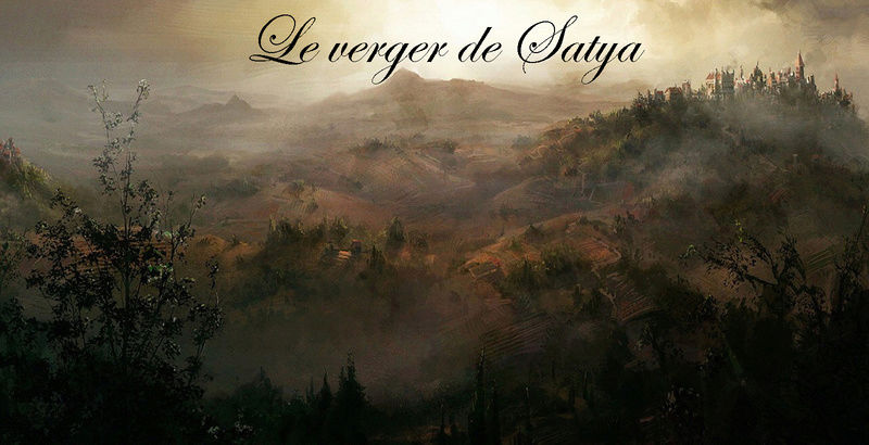 Le verger de Satya