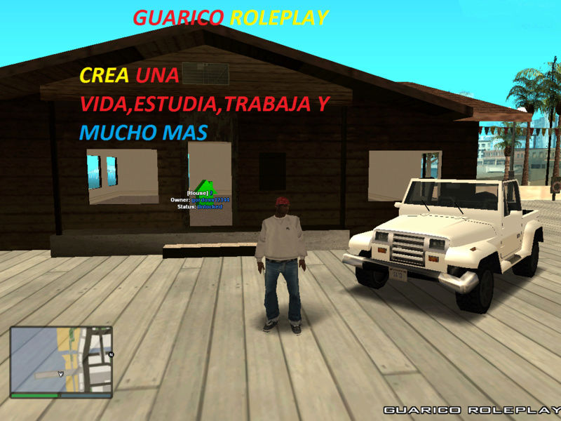 GUARICO ROLEPLAY
