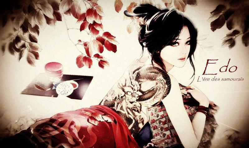 EDO, l'ère des samouraïs
