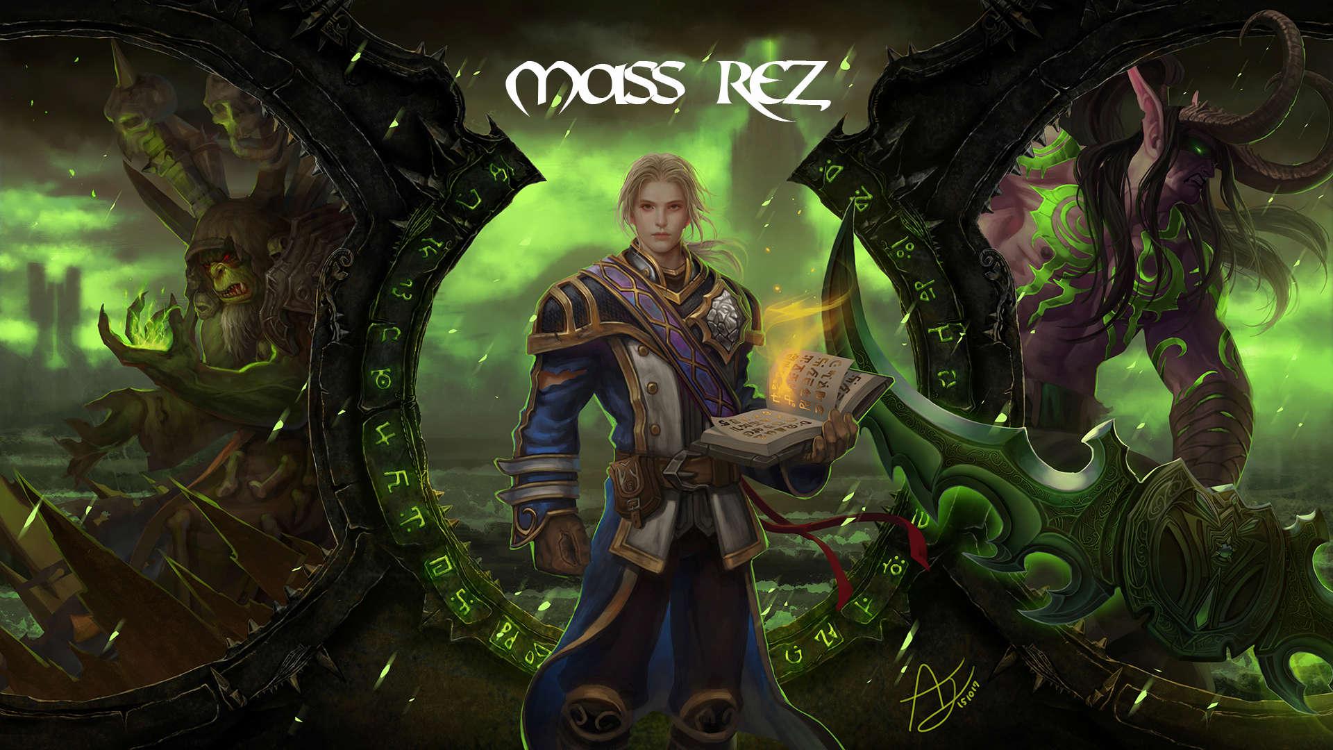 Mass Rez - MZ