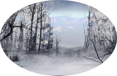 Krajina věčné zimy