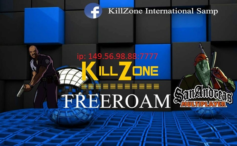 KillZone International SA-MP