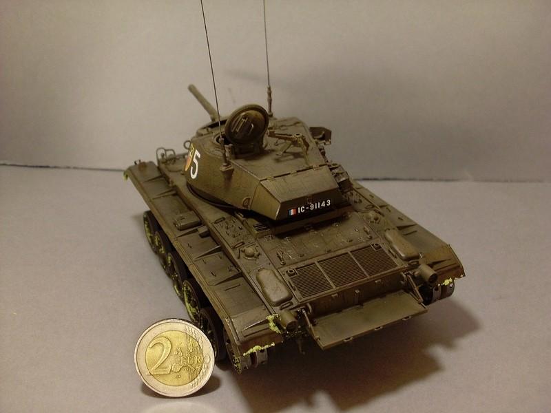 M-24 Chaffee Italeri 1/35