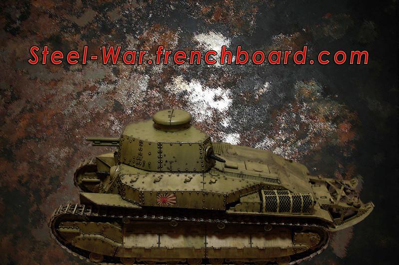 Steel War