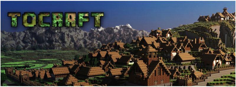 ToCraft - Serveur Minecraft