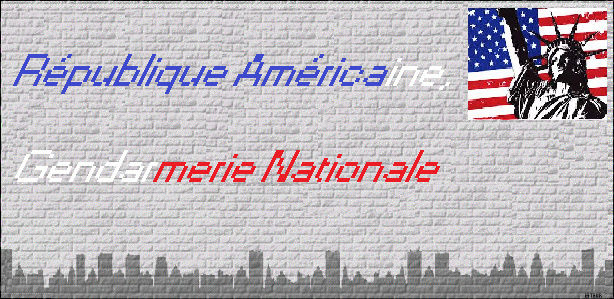 Gendarmerie Nationale, d'HabboBeta