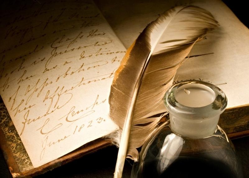 De plume et d'encre, forum d'écriture