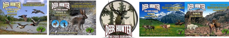 DEER HUNTER 2005 GOLD ESPAÑA
