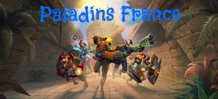 Paladins-France
