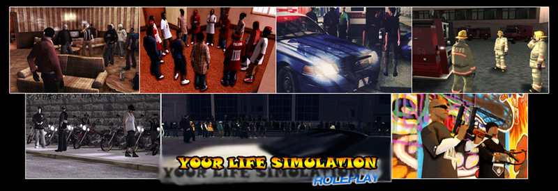 Your Life Simulation RP/G