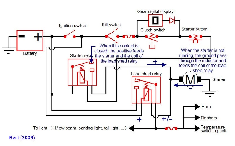 electr10 m unit wiring bmw k Electric Motor Wiring Diagram at edmiracle.co