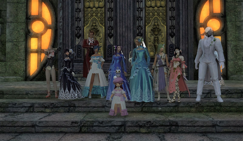 Freedom Fantasy XIV