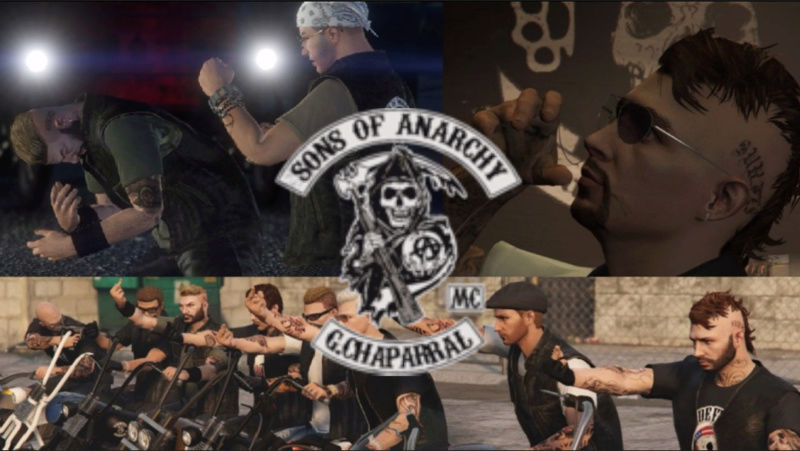 Sons of Anarchy Great Chaparral PS4