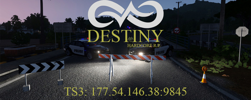 Destiny Life Arma 3 LakesideValley