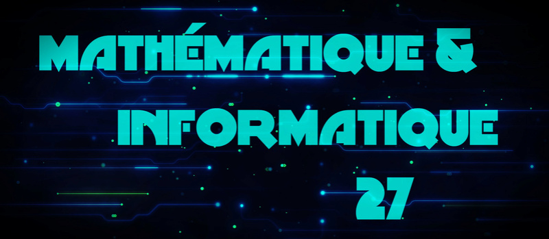Math & Informatique M