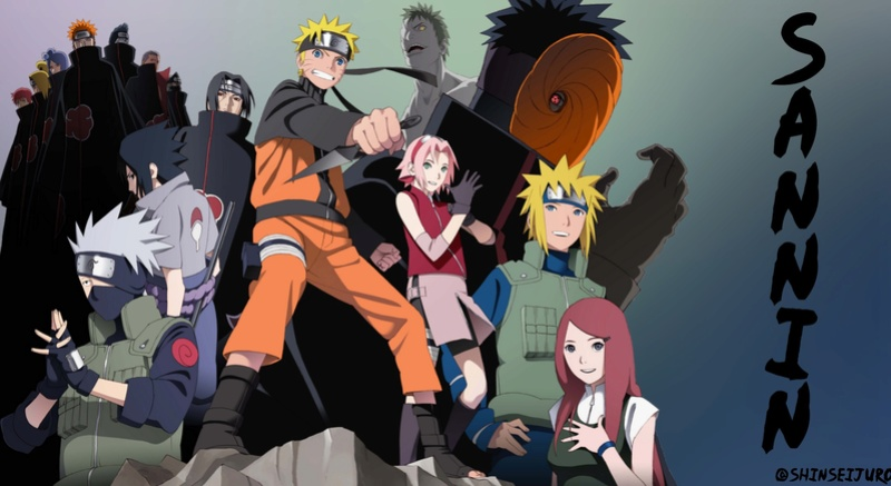 Sannin: Groupe Shinobi