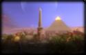 Le désert des Tombeaux Maudits