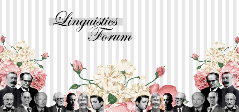 Linguistics Forum
